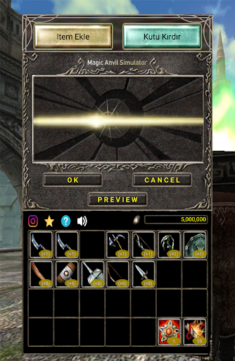 Magic Anvil Simulator 1.99 screenshots 3