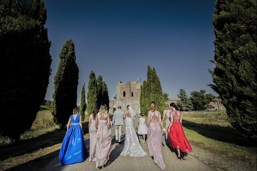 Wedding photographer Andrea Pitti (pitti). Photo of 01.10.2019