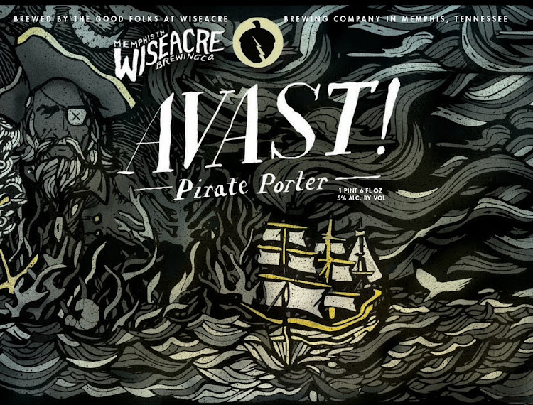 Logo of Wiseacre Avast! Pirate Porter