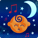 Lullaby songs for baby icon
