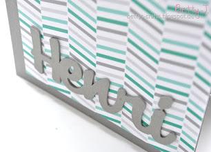 Photo: http://bettys-crafts.blogspot.com/2017/03/babykarte-fur-henri.html