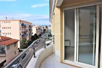 Appartement 3 pièces 57,41 m2