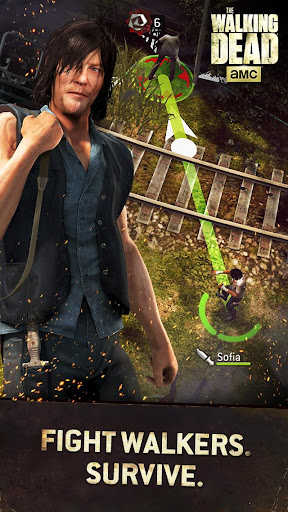 The Walking Dead No Man's Land v1.1.1.19 APK+DATA (Mod)