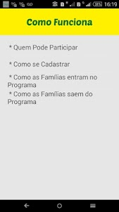 Bolsa Família screenshot 7
