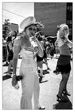 Photo: 2014 Coney Island Mermaid Parade - 7 www.leannestaples.com #streetphotography #mermaidparade #coneyisland #newyorkcity