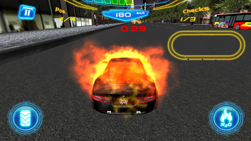 Fiery Asphalt Racing 1.0 screenshots 7