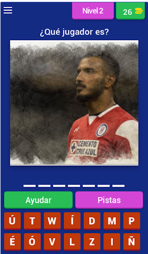 Cruz Azul - Quiz de Fútbol