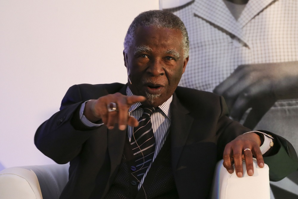 Mbeki urges youth to vote in 2019 election