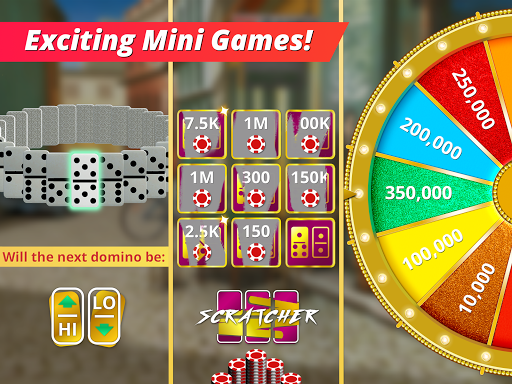 Domino Master! #1 Multiplayer Game 3.4.2 screenshots 15