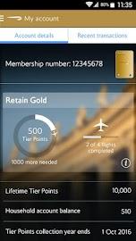 British Airways Screenshot 3