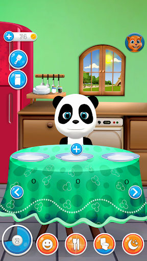 My Talking Panda - Virtual Pet Game 1.2.5 screenshots 6