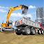 مدينة اعمال بناء محاكاة رافعة شوكية شاحنة نقل لعبه icon