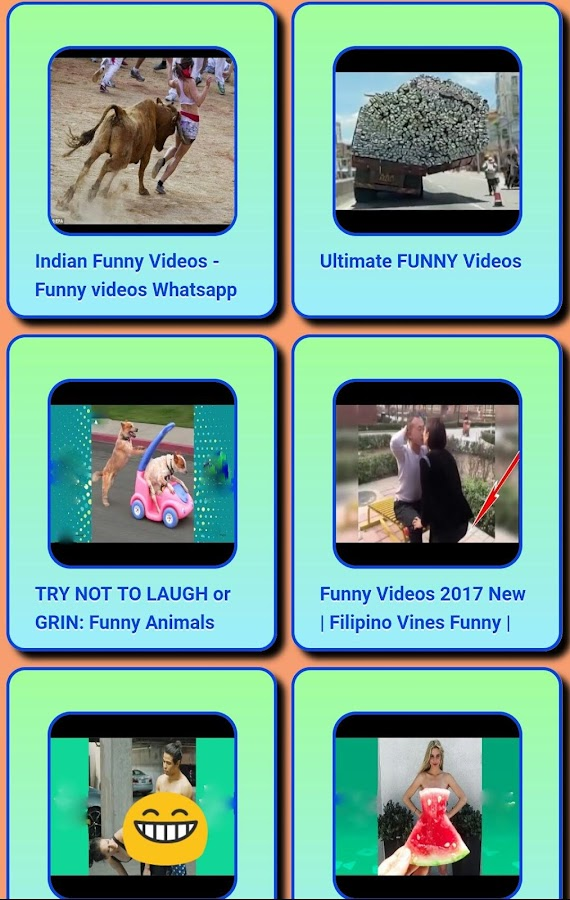 Funny videos- screenshot