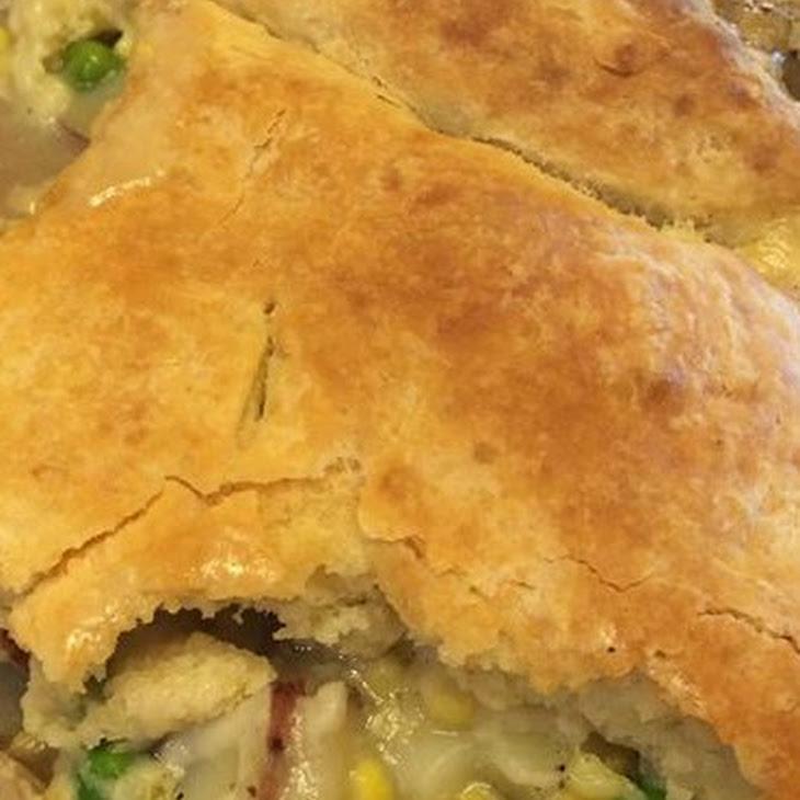 Biscuit Pie Crust Recipe — Dishmaps