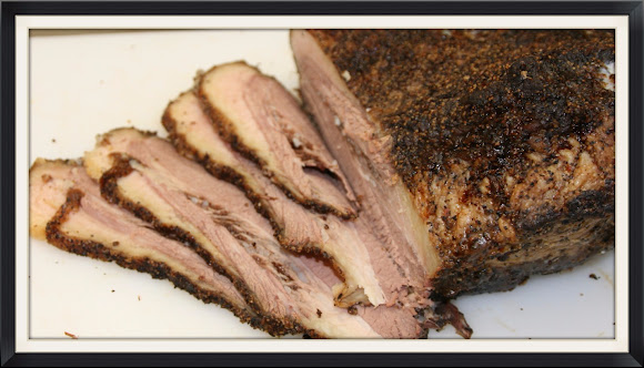 CODY'S SMOKE HOUSE BRISKET
