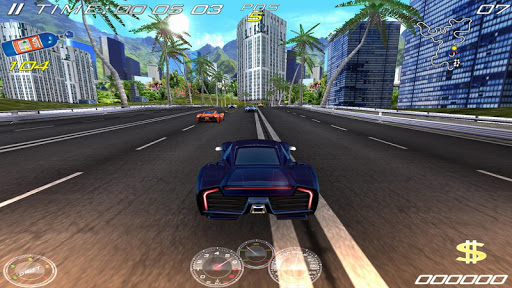 Speed Racing Ultimate 5 Free Screenshot
