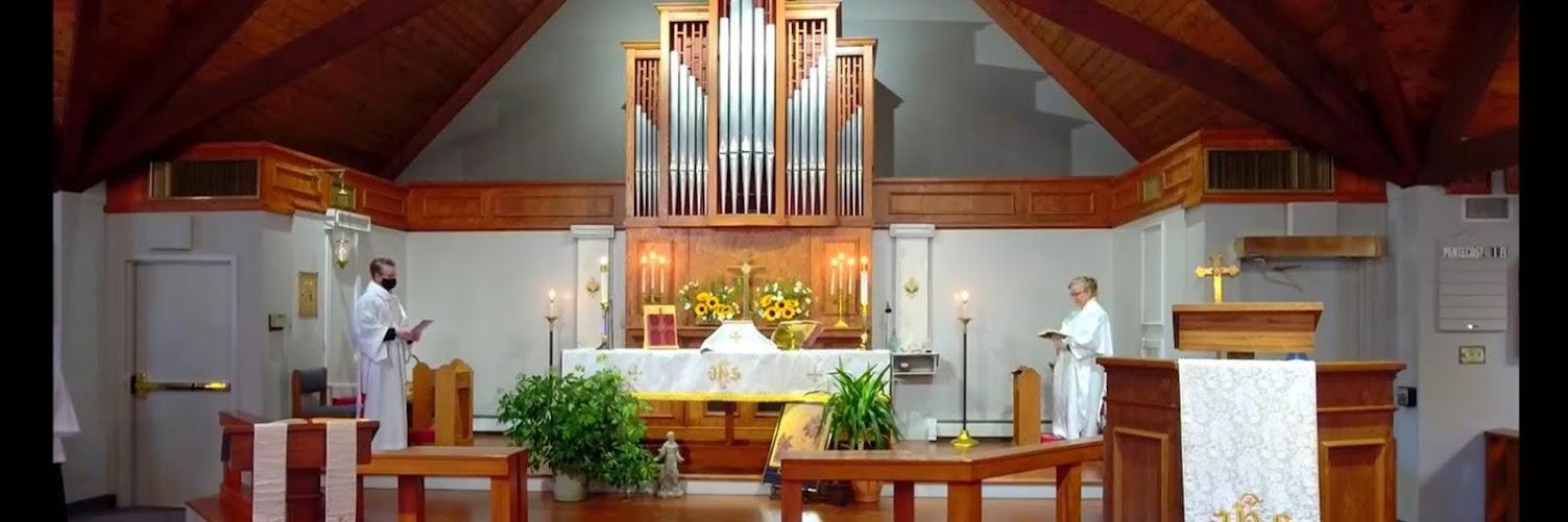St. Raphael April 18, 2021   8:30 a.m. Service