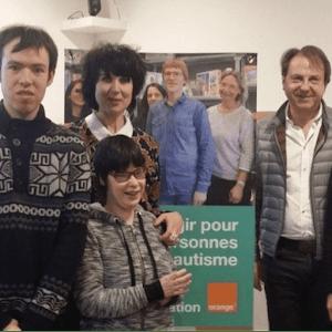 Un partenariat pour l'inclusion numérique avec la Fondation Orange !