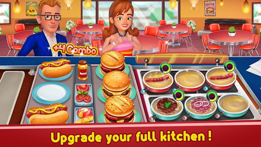 Kitchen Madness - Restaurant Chef Cooking Game modavailable screenshots 5