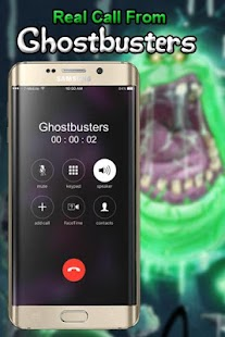 real call from ghost-busters the best - náhled