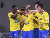 Officiel !  Saint-Trond conclut les arrivées de Colombatto (Cagliari) et de Durkin (DC United)