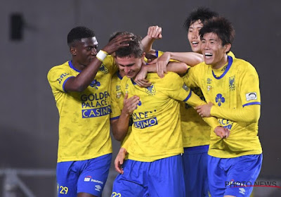 """Le duel limbourgeois remporté pour la première de l'entraîneur """" intérimaire » de Saint-Trond : """" Cela se passe très bien avec lui »"""