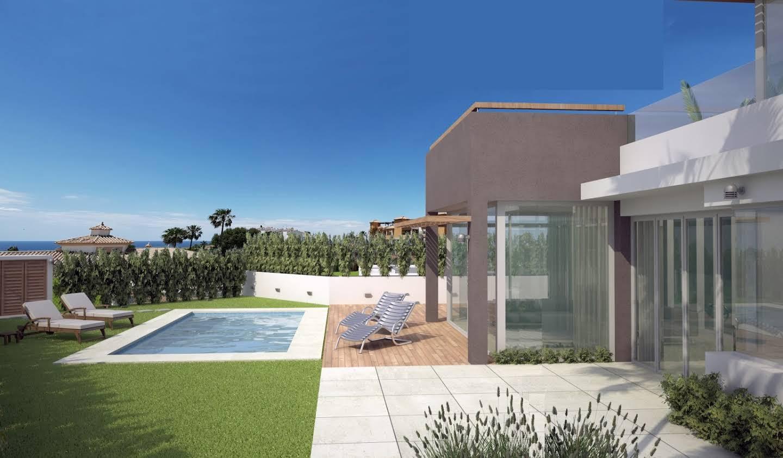 Maison avec piscine et terrasse Avda. Del Golf