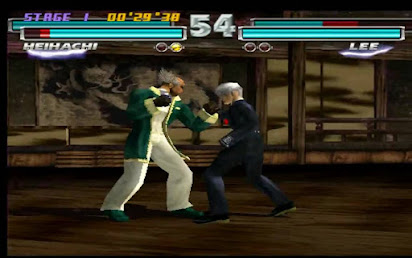 Tekken tag tournament mame rom download