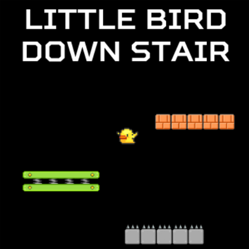 Little Bird Down Stairs