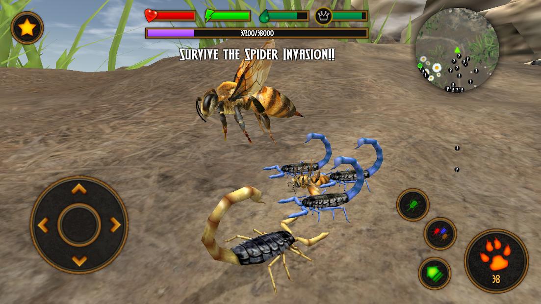 Life of Scorpion screenshot 4