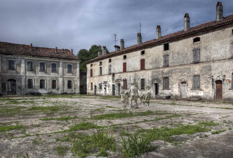 L'aia, dove una volta si giocava di Roberto Simonazzi