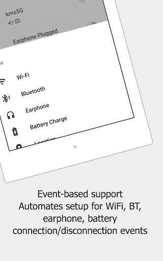 OTOSet - Android Automation Device Settings  screenshots 16