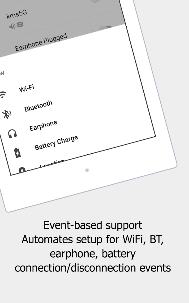 Autoset - Android Automation Device Settings Screenshot 17