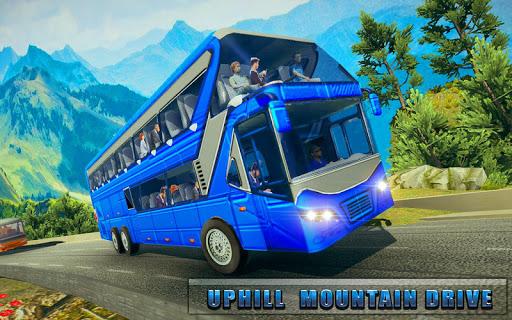 Offroad Bus Simulator 2020:Ultimate Mountain Drive 1.5 screenshots 1