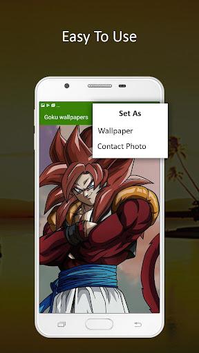 Goku Wallpaper - Ultra Instinct Art 1.0.5 screenshots 3