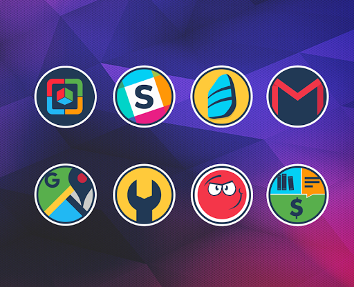 Apl  Modo - Icon Pack untuk Android screenshot