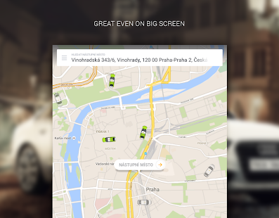 Taxi in Prague- screenshot thumbnail