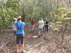 Photo: Monsoon forest walk at East Point