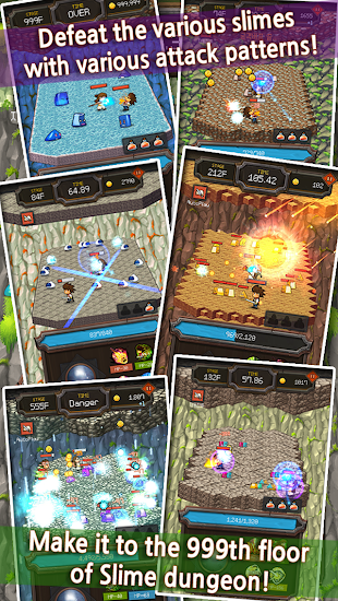 Dungeon999 Apk