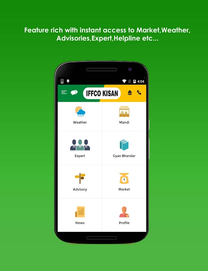 iffco kisan agriculture app android apps on google play. Black Bedroom Furniture Sets. Home Design Ideas