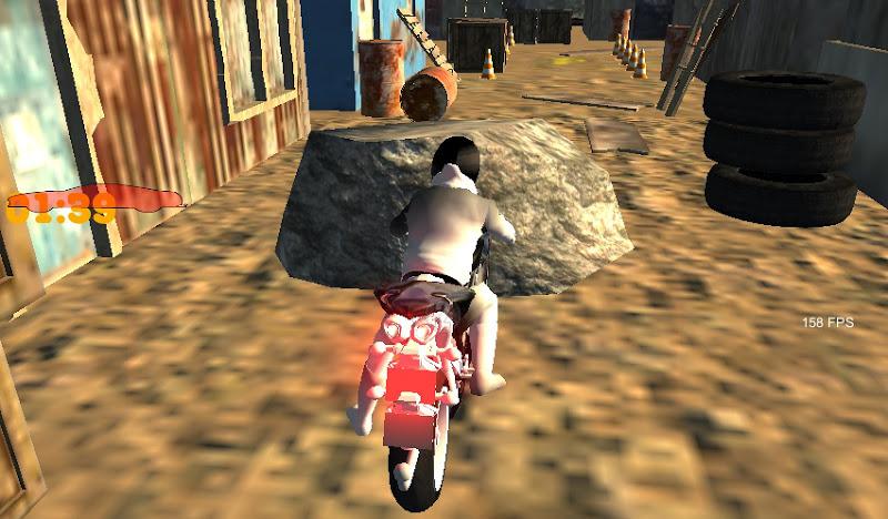 Скриншот Real Motorcycle GT Races 3D