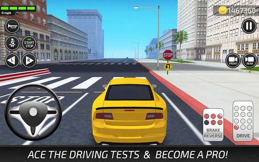 Car Driving Academy 2018 3D  screenshots 2