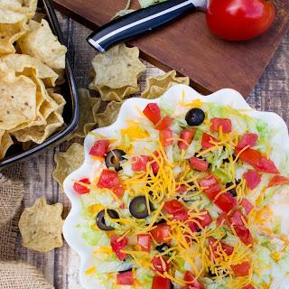 Easy Taco Dip Recipe