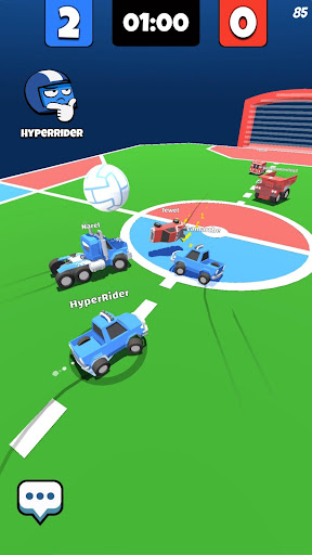 Hyperball Legends - screenshot