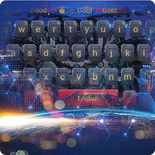 Automobile robot High-tech network keyboard