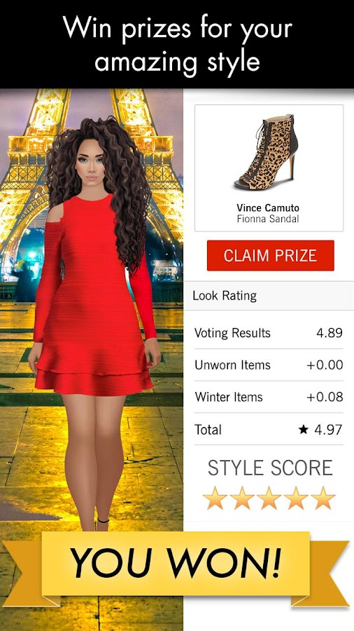 Covet Fashion - Dress Up Game- screenshot