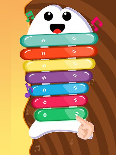 Baby Radio Toy. Capturas de pantalla del juego para niños 7
