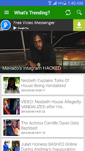 Jamaica News + Radio- screenshot thumbnail