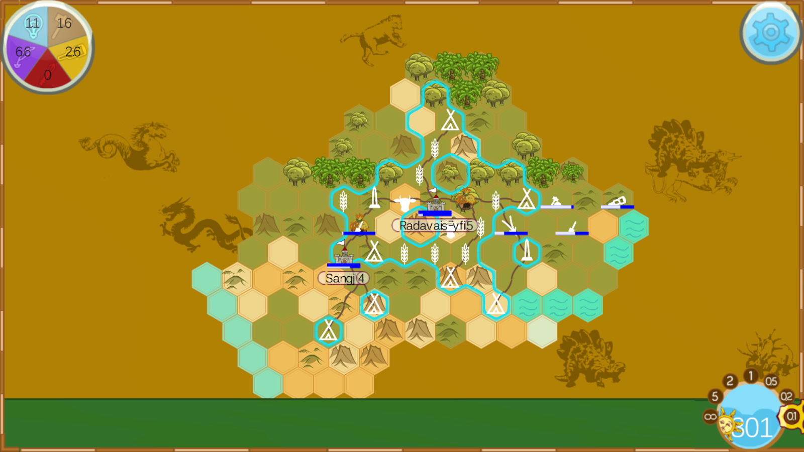 Strategilization V0: Expansion (Unreleased)- screenshot