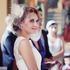 Wedding photographer Anna Khmelnickaya (AnnaHm). Photo of 02.02.2013